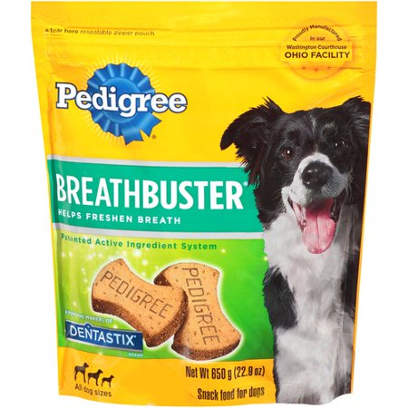 What Food Helps Dog Breath
