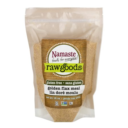 Flax Seed Gluten Free - (2 Pack) Namaste Raw Goods Gluten Free Golden Flax Meal, 16.0 OZ
