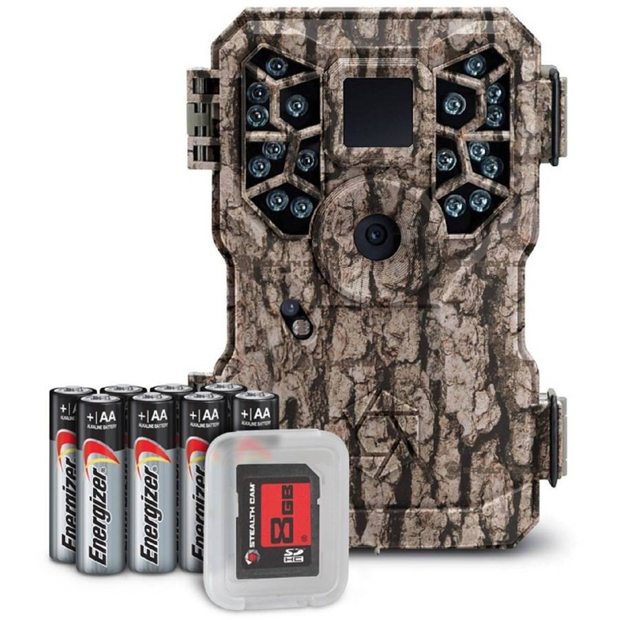 Stealth Cam PX18 Combo Game Camera, 8 MP by Stealth Cam