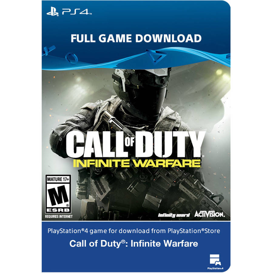 Call of Duty: Infinite Warfare Standard Edition (PS4) (Email Delivery)