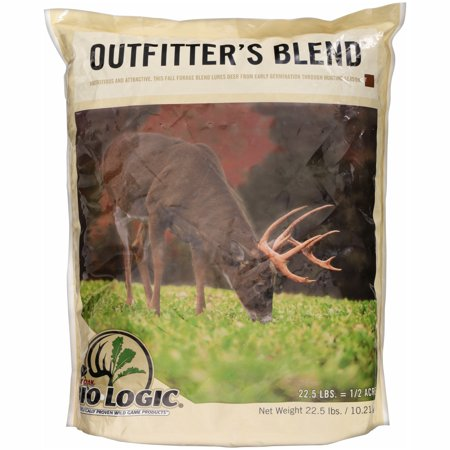 Biologic  Outfitters Blend  Seed Mixture 22 5 Lb Bag