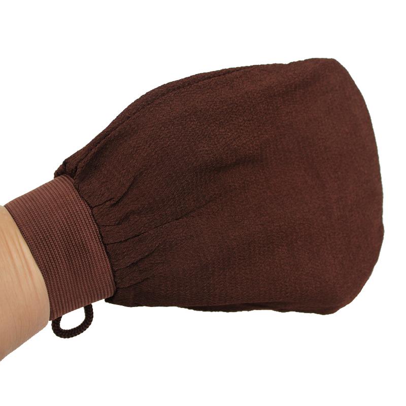 1x Moroccan Hammam Bath Scrub Glove Exfoliating Facial Tan Remover Kessa SPA 4 oz. Coconut Lip Balm Flavor Oil