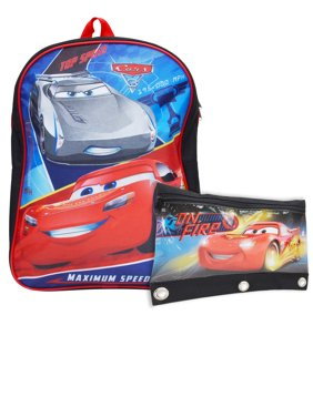 c5922eafe99c Product Image Cars Lightning McQueen Backpack 15