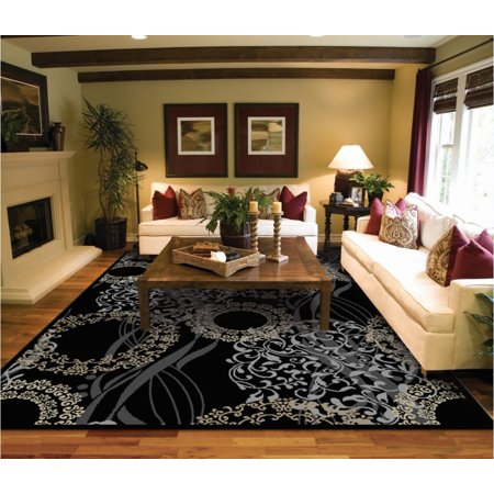 Ctemporary Area Rugs 5x7 Area Rugs5 by 7 Rug for Living Room Ivory Modern  Area Rug 5x8