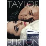 Elizabeth Taylor & Richard Burton Film Collection by WARNER HOME ENTERTAINMENT