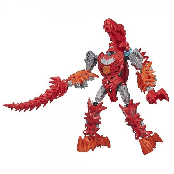 Transformers Age of Extinction Construct-Bots Dinobots Scorn Buildable Action Figure