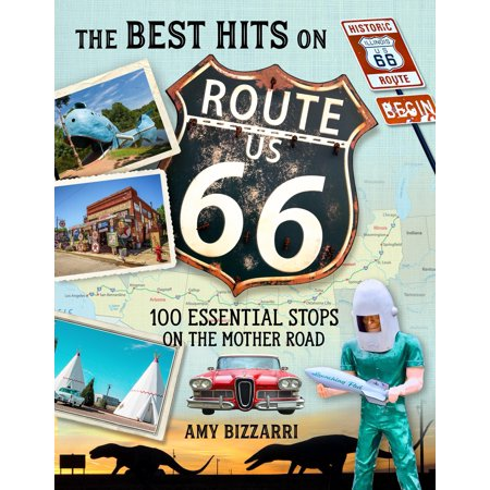 The best hits on route 66: 9781493036905 (Best Running Routes In Dc)