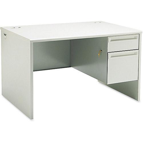 HON 38000 Series Right Pedestal Desk