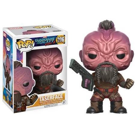 Funko Pop  Movies  Guardians Of The Galaxy Vol 2   Taserface