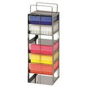 HEATHROW SCIENTIFIC HS2862AB Freezer Rack, Cryo-Boxes, 2.0mL
