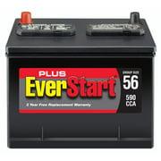 EverStart Plus Lead Acid Automotive Battery, Group Size 56