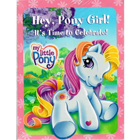 Pony Note Cards - My Little Pony Invitations and Thank You Notes (8ct ea.)*