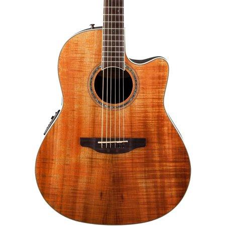 Ovation Celebrity Standard Plus Guitar (Figured Koa)