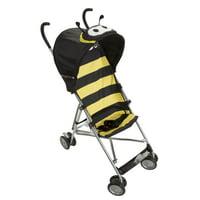 Cosco Comfort Height Character Umbrella Stroller, Narwhal