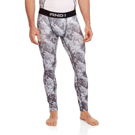 a576296568bd3 AND1 - AND1 Men's Lighter Than Air Compression Pants - Walmart.com