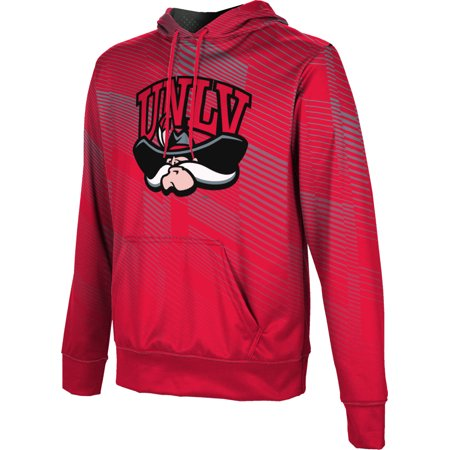 ProSphere Boys' University of Nevada Las Vegas Bold Pullover Hoodie