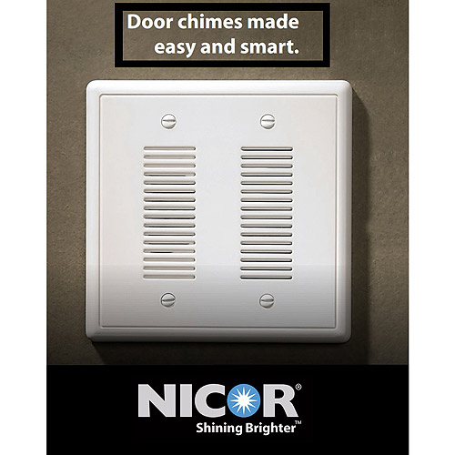 NICOR Recessed Mounted Prime Chime Doorbell Kit With Front And Back Door  Chimes   Walmart.com Sc 1 St Walmart Sc 1 St Pezcame.com