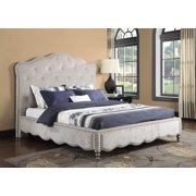 Emerald Home Starry Night Upholstered Bed