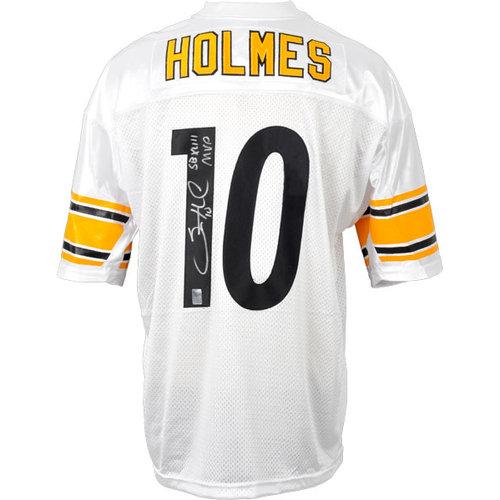 Details: Pittsburgh Steelers, SB XLIII MVP Inscription
