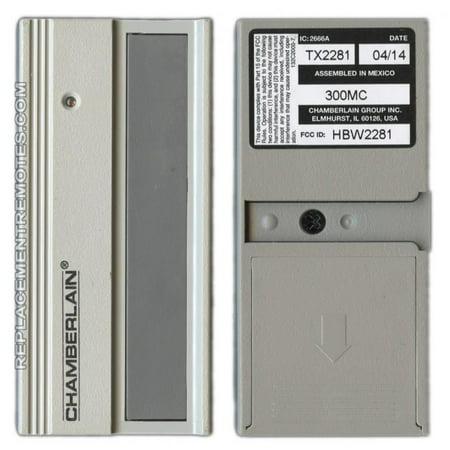 Liftmaster 300mc Garage Door Opener 10 Dip Switch 300mhz Pn 300mc