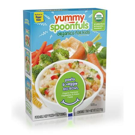 Yummy Spoonfuls Pasta Bowls