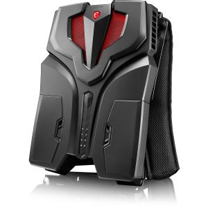MSI VR One Backpack Gaming Computer Intel i7-7820HK 16GB 512GB SSD GTX 1070