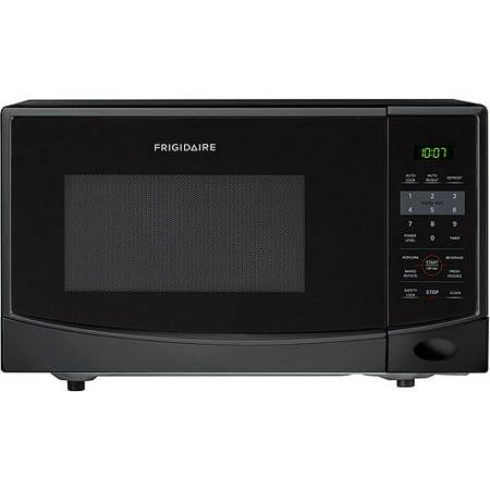 Frigidaire 0 9 Cu Ft 900w Countertop Microwave Oven Black