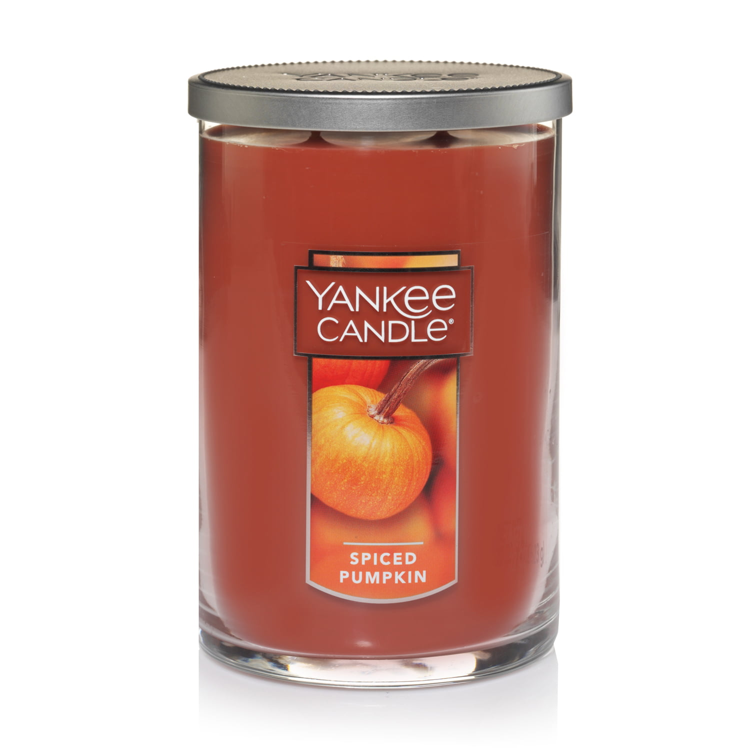 Yankee Candle Large 2-Wick Tumbler Candle, Spiced Pumpkin by Newell Brands