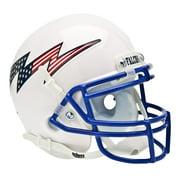 Air Force Falcons Schutt Full Size Replica Helmet - White Alternate Helmet #2