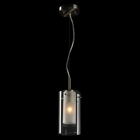 PLC Lighting Bling Mini 7582SN Pendant Light