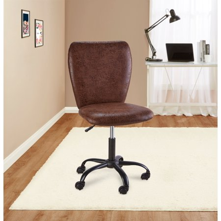 Mainstays Katie Office Rolling Chair, Multiple Colors (Stripe Office Chair)