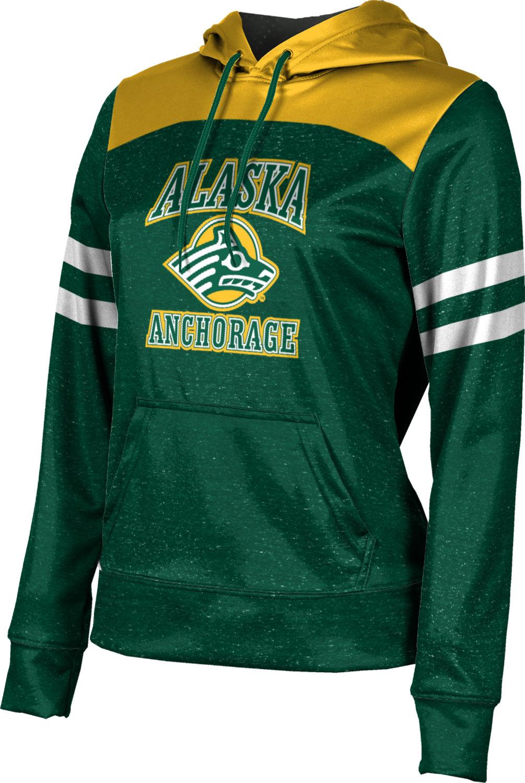 ProSphere Girls' University of Alaska Anchorage Gameday Pullover Hoodie