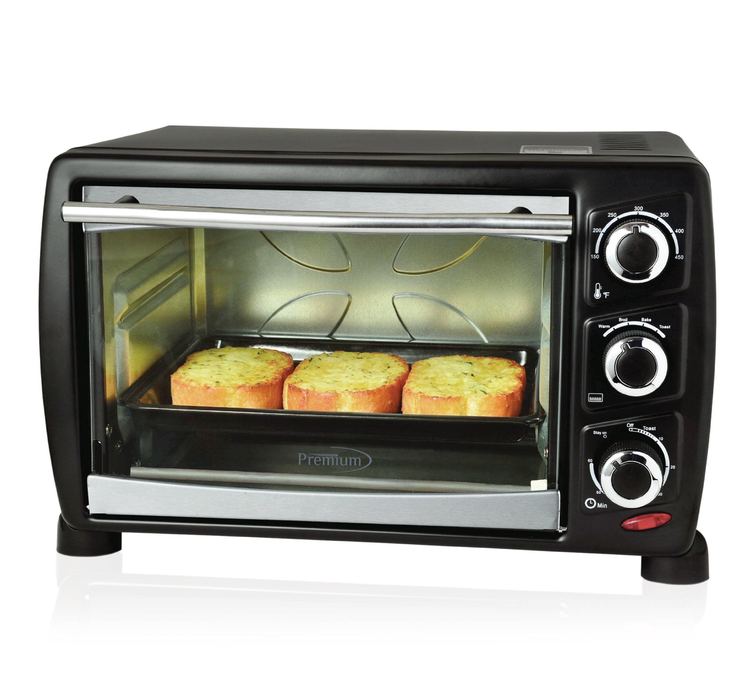Premium 6-Slices Toaster Oven (pto169)