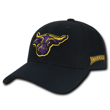 NCAA Mankato Minnesota State University Mavericks Structured Acrylic Caps Hats