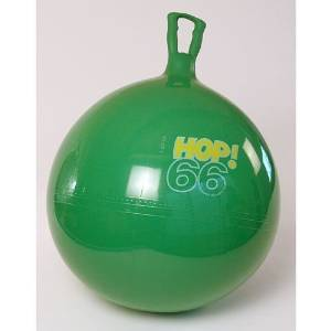 "Gymnic Hop 66 26"" - Green"