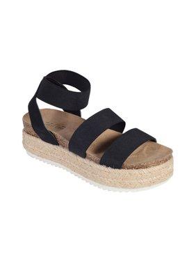 d5888c062 Product Image Women s Portland Boot Company Gigi Espadrille Flatform Sandal