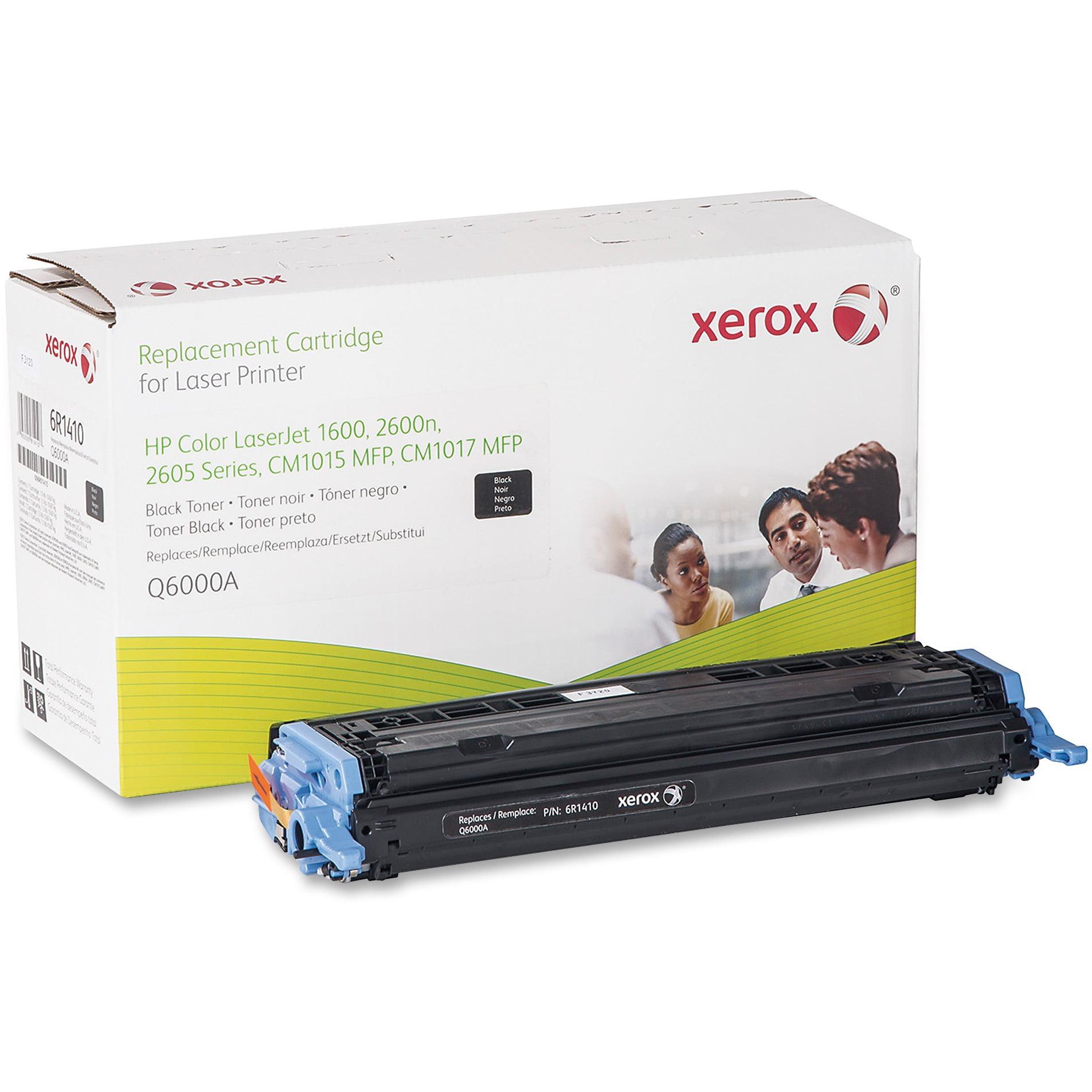 Xerox, XER6R1410, 6R1410/1/2/3 Remanufactured HP 124A Toner Cartridges, 1 Each