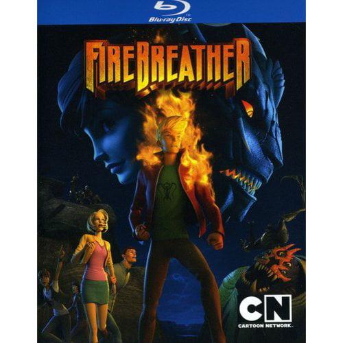 Cartoon Network: FireBreather (Blu-ray) (Widescreen)