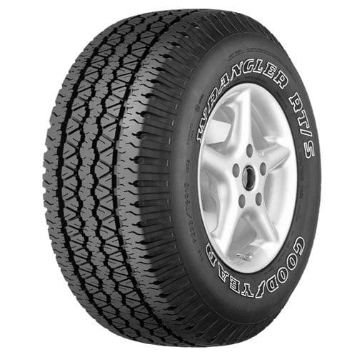 Goodyear Wrangler RT/S Tire P255/70R16