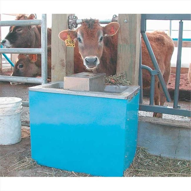 TEK SUPPLY WE1505 2 in Insulated Livestock Waterer - 50 C...