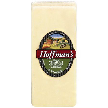 Hoffman S Natural Vermont Cheddar