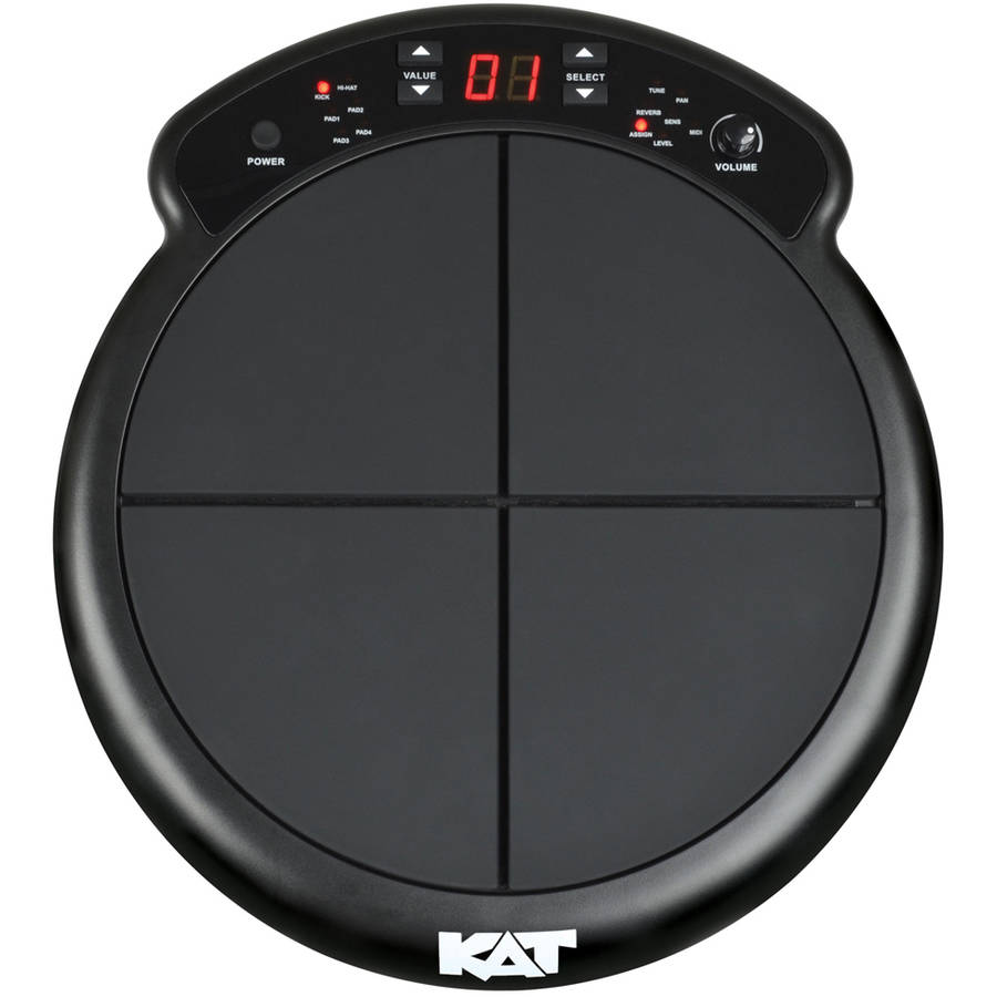 KAT Percussion KTMP1 Electronic Drum & Percussion Pad Sound Module by HOLZ