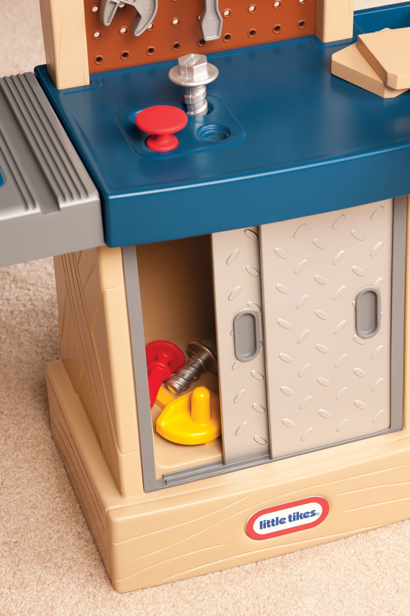 little tikes craftsman tool bench | Benches