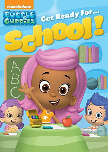 Bubble Guppies: Get Ready for School! (DVD) by UNIVERSAL STUDIOS HOME ENTERT.