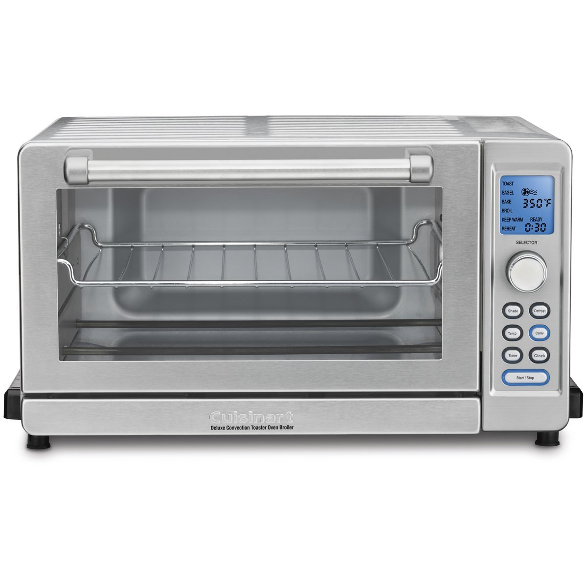Cuisinart 174 Deluxe Convection Toaster Oven Broiler