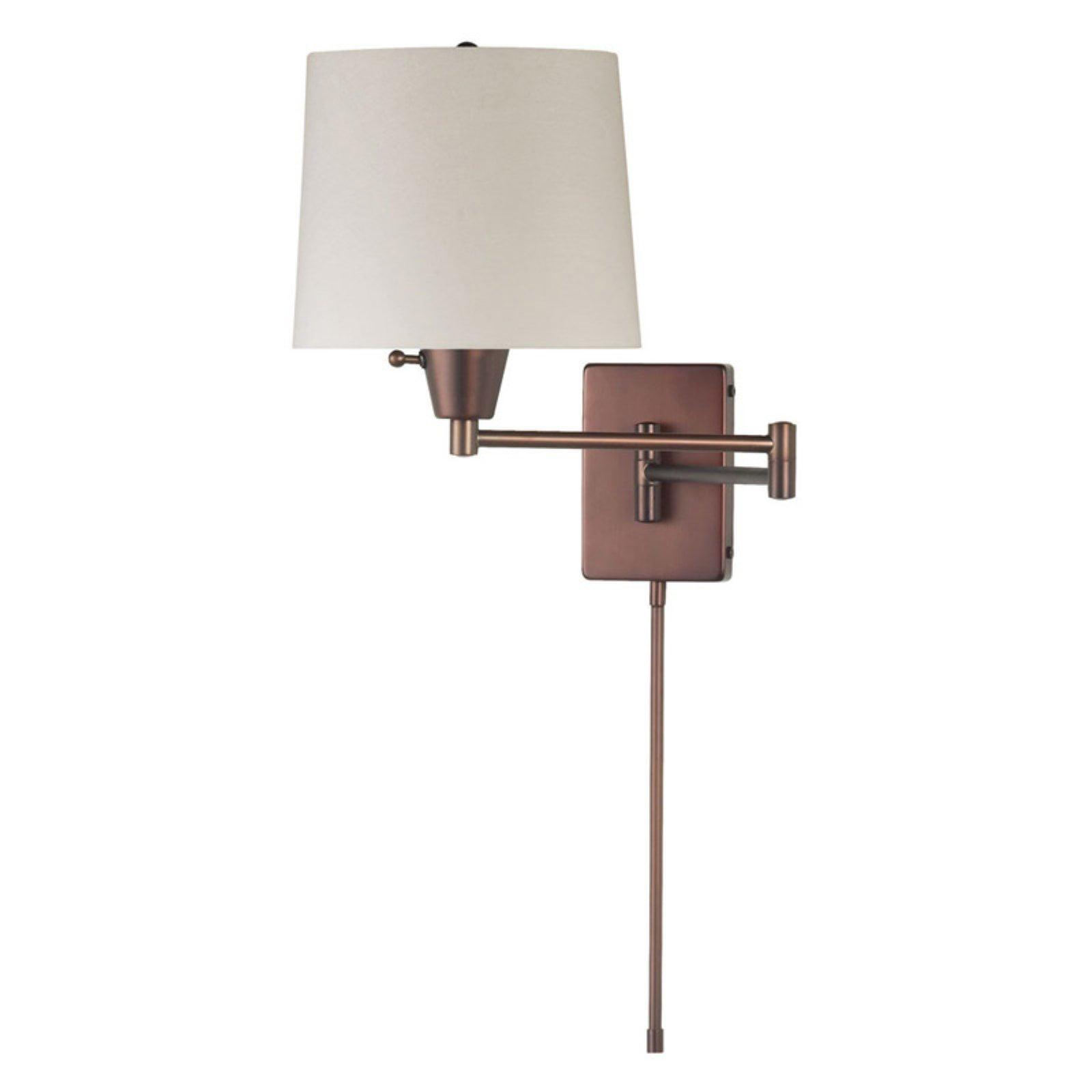 Dainolite DWL80DD-OBB Wall Lamp by Dainolite Ltd