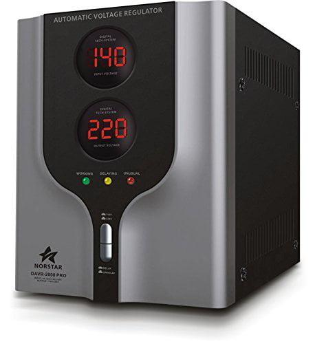 1000 Watt European Outlet Converter Power Stabilizer 110V...