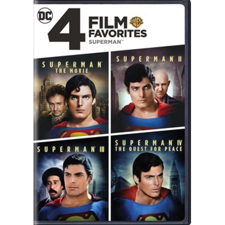 4 Film Favorites: Superman (DVD) (Superman 2)