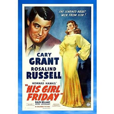 His Girl Friday (DVD) ()