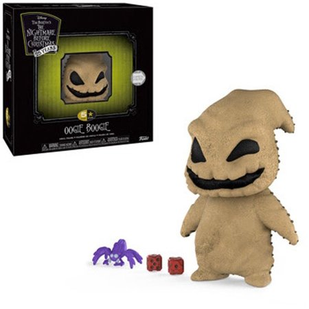 Funko 5 Star Disney: The Nightmare Before Christmas: Oogie Boogie - Halloweentown Nightmare Before Christmas